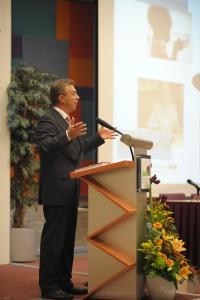 Prof. dr. M.J. Kropff, Rector Magnificus