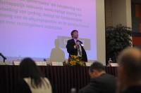 prof. mr. dr. B.M.J. van der Meulen, dagvoorzitter